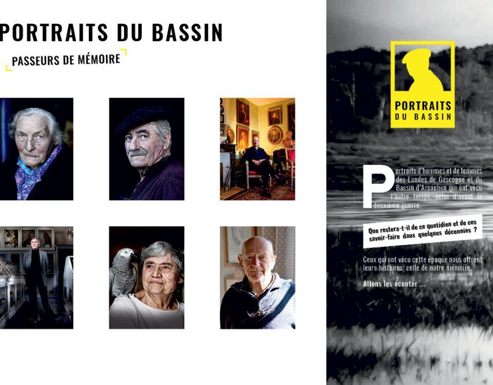 Portraits Bassin Arcachon