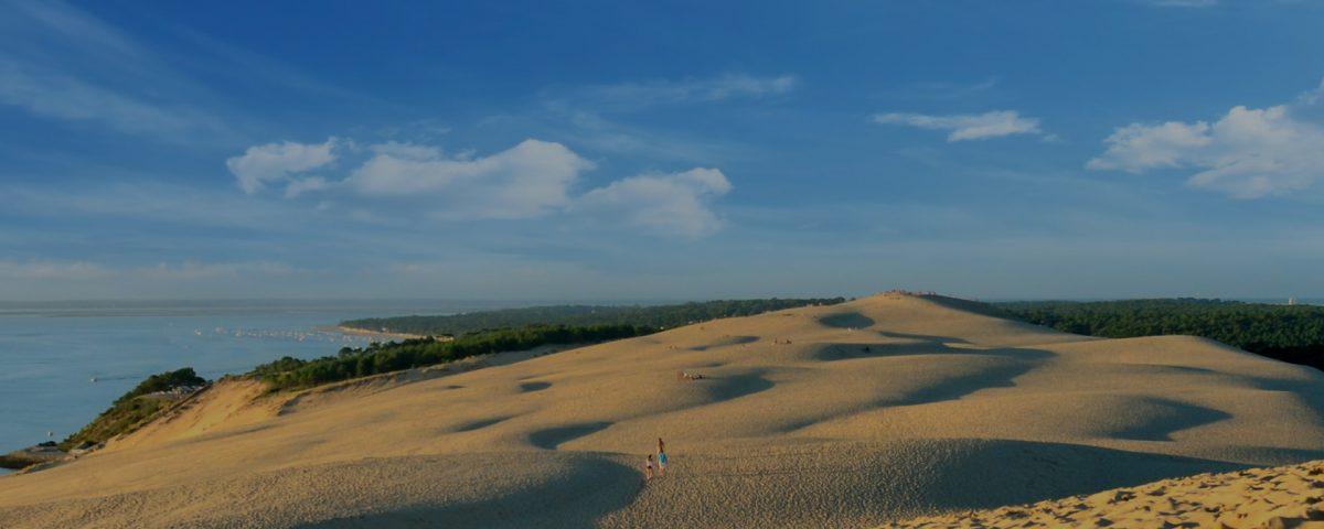 Dune du Pilat Arcachon Ecotours Séminaire entreprise
