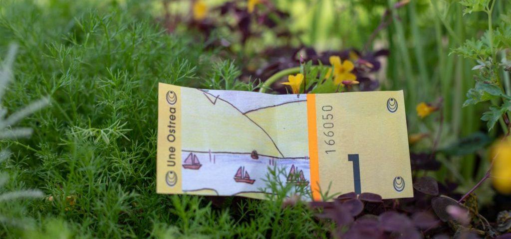 ostrea monnaie locale arcachon eyre billet