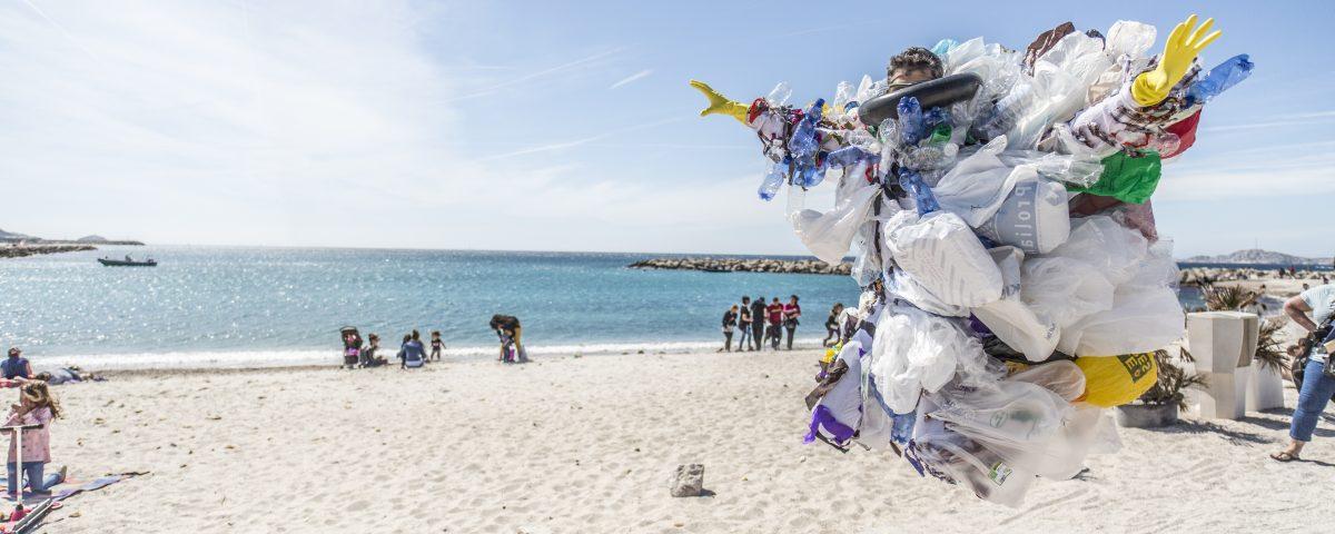 dechets plage article selfie dechets arcachon ecotours
